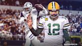 Rodgers Makes Controversial Packers Call; Cowboys at Peace With Dak