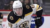 Bruins sign 2015 first-round pick Zach Senyshyn to one-year contract