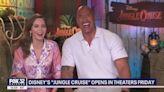 'Jungle Cruise' stars Dwayne Johnson, Emily Blunt talk new film
