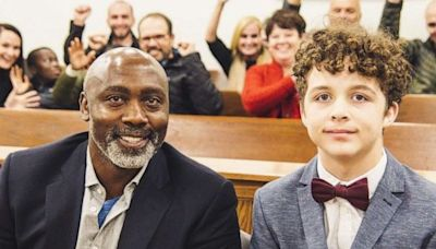 Single dad adopts 13-year-old who was abandoned 2 years earlier at hospital