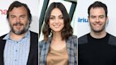 Jack Black, Bill Hader, and Mila Kunis to appear on final Conan shows