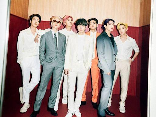 全美麥當勞員工為BTS換上「韓文」制服!網感動:世宗大王看到了嗎