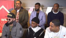 'Charm City Kings' Crew Hope Coming of Age Story Brings 'Mentorship' to Marginalized Kids (Video)
