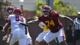 TrojanSports - Five storylines to watch in USC's spring showcase Saturday