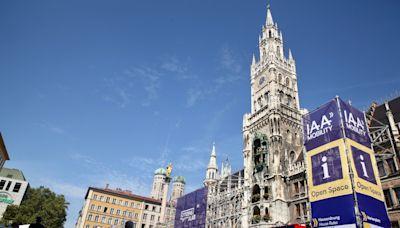 全球最大智能交通展 慕尼黑車展40萬人參觀
