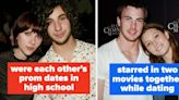20 Celebs Who Dated Each Other Before They Were Huge Names In Hollywood