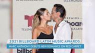 Marc Anthony Reveals New Romance, Kisses Madu Nicola at 2021 Billboard Latin Music Awards