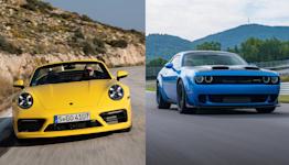 Porsche, Dodge top J.D. Power ranks of most appealing car brands