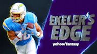 CMC's workload, Najee's over/under, and Travis Kelce's favorite fantasy team name | Ekeler's Edge
