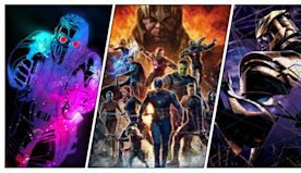Enjoy The MCU In Your Home With These Amazing Prints From Displate!