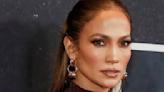 Jennifer Lopez just got bright blonde highlights for autumn