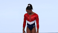Simone Biles Pulls Out of the Tokyo Gymnastics All-Around and Team Finals For Her Mental Health