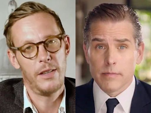 Laurence Fox claims he's been 'uncancelled' as he announces role as Joe Biden's son in new film