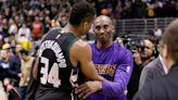 Giannis Antetokounmpo completes Kobe Bryant's 'challenge' as Bucks win NBA Finals