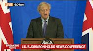U.K. Extends Covid Lockdown to July 19