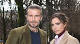 David Beckham shares a monochrome throwback photo with wife Victoria Beckham: It appears the '90s are back