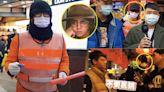 羅志祥淪落到要喬裝清潔工 「掃街」偷聽意見兼認錯 | 蘋果日報