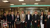 首家台資第一銀行率隊 參訪拜會美南銀行