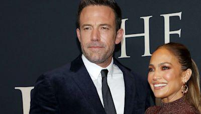 J.Lo Wore a Two-Piece Hervé Leger Gown for Ben Affleck's ' The Last Duel' Premiere