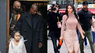 Kanye West exige custodia compartida de sus cuatro hijos con Kim Kardashian
