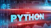 Python的基礎,Python的101