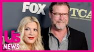 Tori Spelling and Dean McDermott Are Staying Together 'for the Kids' Sake'