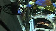 Siegfried tribute plays on downtown Las Vegas canopy