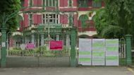 Myanmar shuts schools after rise in COVID cases