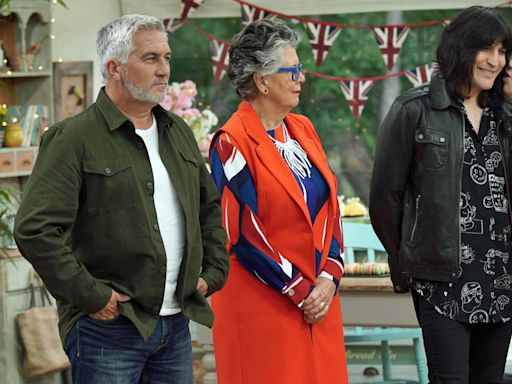 The Great British Bake Off final brings bumper audience to Channel 4