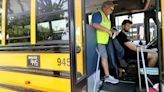 'It felt exhilarating': Henrico schools, looking to hire 100 drivers, lets people test drive the buses