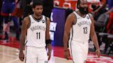 Nets Reportedly Discussing Extensions For Kyrie, James Harden