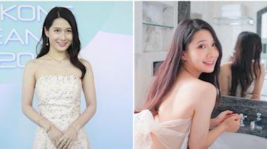 香港小姐2021|「40億千金」蔡頌思回應未再參選:命運自有安排