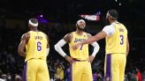 The Sports Report: Five things to watch for as the Lakers' season begins