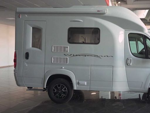 Wingamm Osai 540 露營車竟在精巧車體內藏著難以想像的完善便利設備