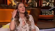 Drew Barrymore Cries Reconnecting With Ex Tom Green After Not Speaking
