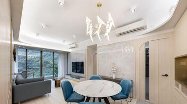 「林中鳥居」的設計概念,成就一家大小的清新安樂窩