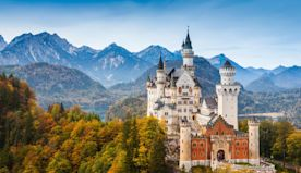 Castles, vineyards, and fairy-tale villages: Drive the Romantic Road