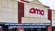 Crash Of AMC, Other 'Meme Stocks,' Erases Nearly Half Of Gains; $26 Billion Gone