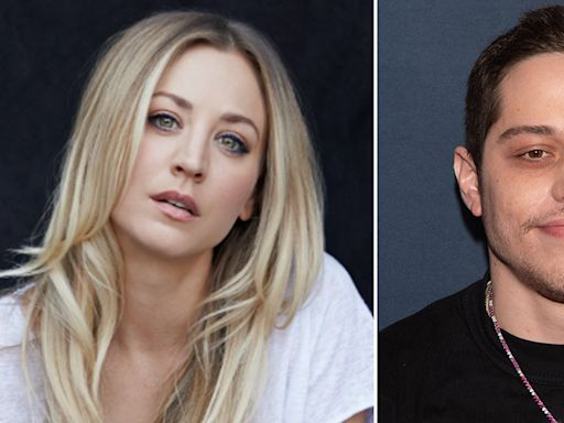 Kaley Cuoco & Pete Davidson In Talks To Star In Romantic Comedy Feature 'Meet Cute'