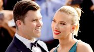 Scarlett Johansson Expecting Child With Husband Colin Jost (Report)