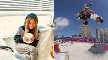 東京奧運  英國13歲滑板銅牌Sky Brown IG擁107萬粉絲更有單曲