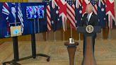 Joe Biden refers to Scott Morrison as 'that fella Down Under'