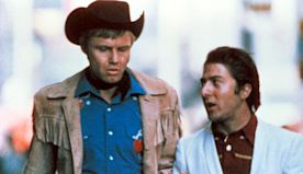 Dustin Hoffman remembers Midnight Cowboy's un-X-pected Best Picture win 50 years later