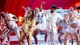 Usher fans question why singer dressed like 'Grambling University majorette'