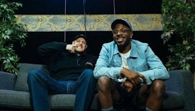 Isaiah Rashad Teams Up with Kenny Beats for New Freestyle: Stream