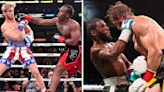 Logan Paul claims KSI hits harder Mayweather and it's 'not even a competition'