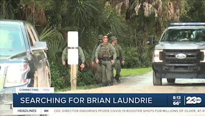 Searching for Brian Laundrie