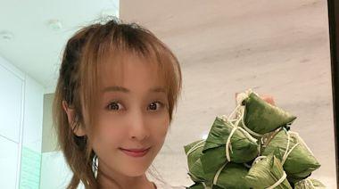 安苡葳考中餐丙級包粽送厝邊 防疫買爆「塞滿2個冰箱」 | 蘋果新聞網 | 蘋果日報