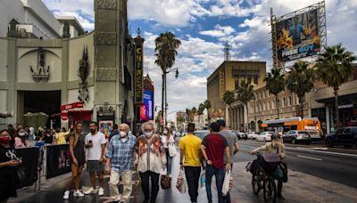 'You're so L.A.': What lies behind tourists' perception of Angelenos
