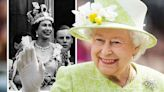 FOUR times the Queen's royal title has changed over her lifetime